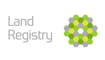 Land registry company logo